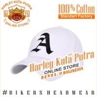 Topi Baseball A Putih Raphel Harley Davidson Exclusive