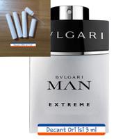 DECANT Parfum Original Bvlgari Man EXTREME isi 3 ml