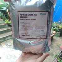 Terlaris Bubuk Es Krim 1000 gr Rasa Coklat