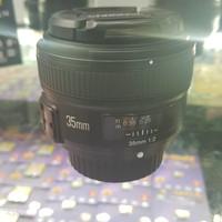 Lensa Fix YN 35mm f2 for nikon