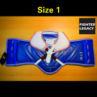 Harga taekwondo body protector hugo mtx original pelindung badan dua sisi | antitipu.com