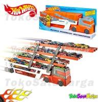 Hot Wheels HW Mega Hauler Rig Truck Truk Hotwheels Pengangkut 50+