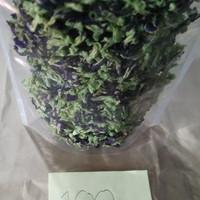 Bunga telang kering siap seduh 100 gr