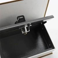 Brangkas Safety Box Bentuk Buku Security Dictionary Metal Storage