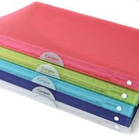 Kokuyo Campus Slide Binder - Adapt Slim A4, L-AP711