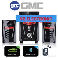 Speaker Aktif GMC 888D1 Bluetooth