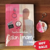 [SALE] Novel Assalamualaikum Calon Imam (madani_)