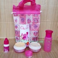 Qweena Skincare [NEW] Paket Lengkap Acne Jerawat Serum New