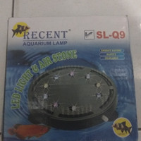 Harga aquarium ikan hias lampu led air stone recent sl q   antitipu.com