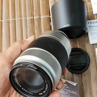Lensa fujinon xc50-230mm F4.5-6.7 OIS KONDISI 97% MULUS
