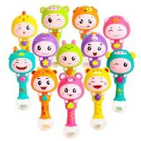 Mainan Bayi Baby Bell | Hand Music Animal | Hand Shake Toys