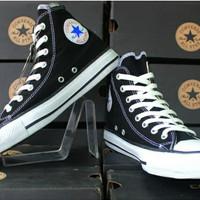 Sepatu Sekolah Converse Hitam Putih