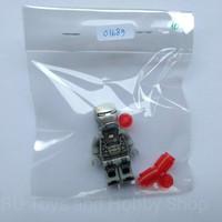 Jual BRICK-IN-BAG 01689 WAR MACHINE MK 1 LEGO KW MINIFIGURE MARVEL MURAH Murah