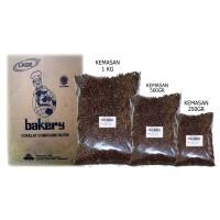 MESES COKLAT BAKERY 250GR - MISES COKLAT - CHOCOLATE RICE SPRINKLES