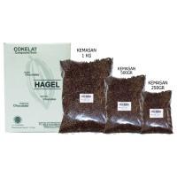 MESES COKLAT HAGEL 250GR - MISES COKLAT - CHOCOLATE RICE SPRINKLES