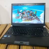 Laptop Bekas Slim Toshiba Portege R830