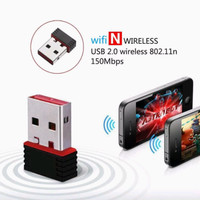 [grosir] usb wifi external for pc komputer tethering Android sharing