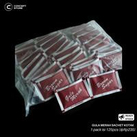 Gula Merah / Brown Sugar Kemasan Sachet 125pcs TERMURAH / Gula Semut
