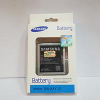 Batre Baterai Battrey Samsung J2 Original