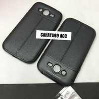 Case leather Samsung Grand Neo Plus i9060 soft auto focus kulit cover