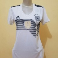 JERSEY JERMAN HOME LADIES WORLD CUP 2018 GRADE ORI
