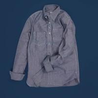 Oldblue Work Shirt Type II - 5.5 Oz Spectrum Neps Chambray 2019