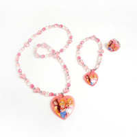 KALUNG GELANG CINCIN ANAK SET - FROZEN PRINCESS SOFIA PONY HELLO KITTY
