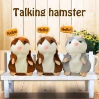 Talking Hamster Plush Toy Original (Boneka Bisa Bicara), Best Seller!