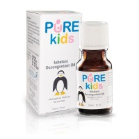 Purekids Inhalant Decongestant Oil 10ml