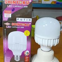 Lampu led capsule shinyoku 20 watt