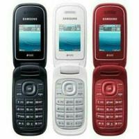 Samsung Caramel GT - E1272, Kamera - Garansi Distributor