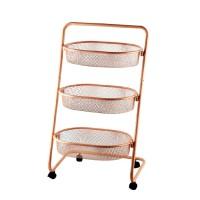 Multifunction utility cart 3 tier