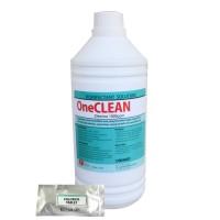 One Clean + Chlorine Tablet 1Liter OneMed
