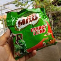 Milo cube 50 pcs logo halal