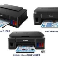 Reset Printer Canon G Series ( Semua tipe )