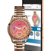 Jam Tangan Wanita Guess Connect Jemma Touch C1003L4 Ori Smartwatch