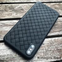 WOVEN case iPhone X - 7 - 8 - 7 Plus - 8 Plus soft cover casing hp tpu