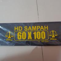 Plastik HD Sampah 60x100cm
