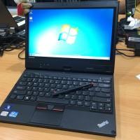 Laptop Tablet Bekas Lenovo Thinkpad X230T Core i5 Gen 3 Layar Sentuh