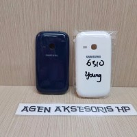 Murah Back Cover Samsung Galaxy Young 1 6310 BackDoor HP Housing Tutu