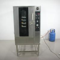 Convection Oven gas Revon 8 tray - untuk aneka pastry dan kue kering