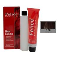 Harga felice professional hair color pewarna rambut dark blonde | Pembandingharga.com