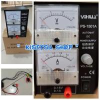 Power Supply HP / Ponsel Yihua Type PS-1501A ( Analog / Manual )