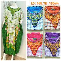 Jual Daster Model Lowo (baju Hamil) batik halus Murah Ukuran SUPER JUMBO Murah
