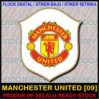 Jual Patch Flock Setrika Logo Inggris Epl Manchester United 09 Jakarta Selatan Indojersey Tokopedia