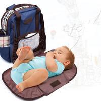 DIALOGUE BABY DIAPER BAG/ TAS MEDIUM   TEMPAT BOTOL SUS PROMO