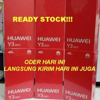 HP HUAWEI Y3 2017 LAYAR 5 INCH GARANSI RESMI 100% ORIGINAL