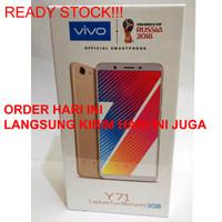 HP VIVO Y71 RAM 3GB / ROM 32GB GARANSI RESMI