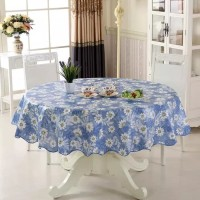Taplak Meja Bundar/ Taplak Meja Tamu/ Taplak Meja Makan Bulat Besar