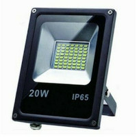 Lampu Sorot LED 20 watt Indoor/outdoor, Tahan Air, Harga AGEN.